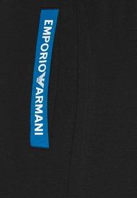 Emporio Armani - TROUSERS - Pyjama bottoms - nero - 2