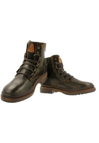 Gaastra - TRAVIS HIGH  - Lace-up ankle boots - black - 3