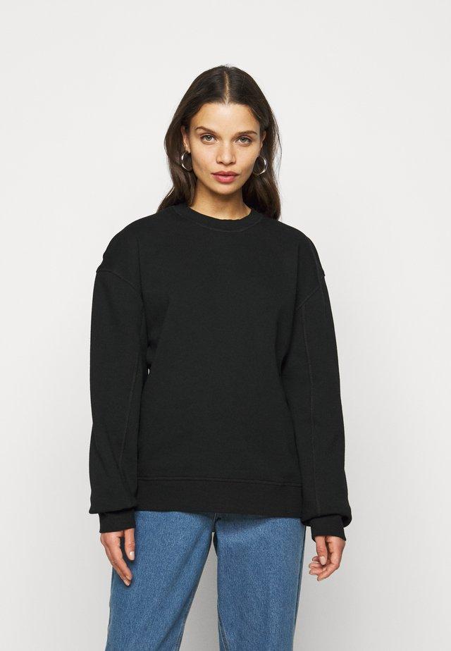 FLATLOCK  - Sweatshirt - black
