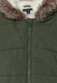 Name it - NBMMAGNUS - Winter jacket - thyme - 3