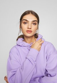 Weekday - ALISA HOODIE - Hoodie - lilac purple light - 3