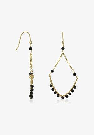 Earrings - noir
