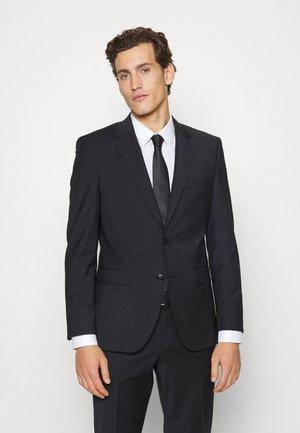 JEFFERY - Suit jacket - black