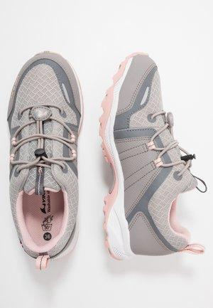 EXTERMINATOR GTX - Hiking shoes - pearlgrey/light pink
