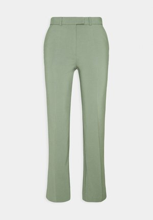 NOORA - Trousers - evergreen