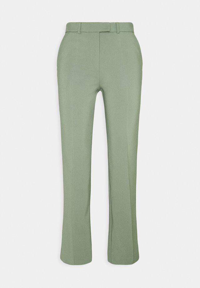 NOORA - Pantalon classique - evergreen