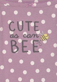 Carter's - BEE SET - Linne - purple - 2