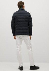 Mango - JOE - Light jacket - navy blå - 2