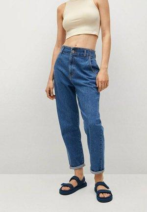 Slim fit jeans - middenblauw