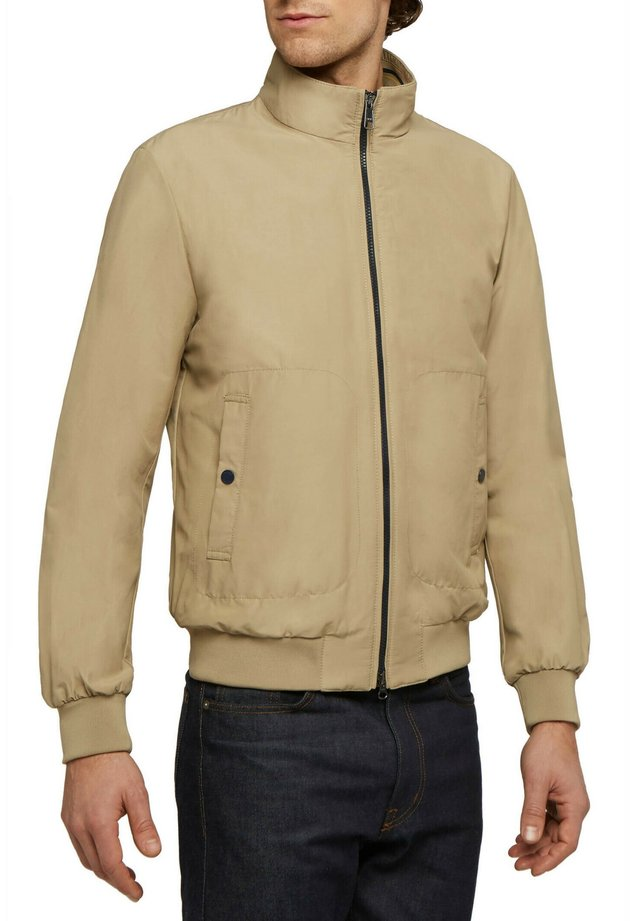 Light jacket - cobblestone beige