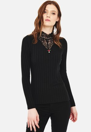 HARMONY  - Jumper - black