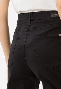 BRAX - STYLE CAROLA - Straight leg jeans - black - 4