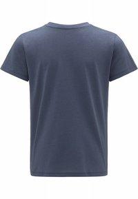 Haglöfs - CAMP TEE - Print T-shirt - dense blue - 5