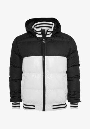 Veste d'hiver - white/black