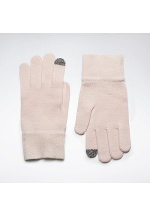 FOUNDATION GLOVES - Gants - pink
