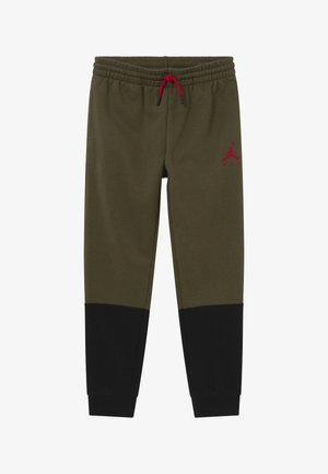 JUMPMAN AIR - Tracksuit bottoms - khaki