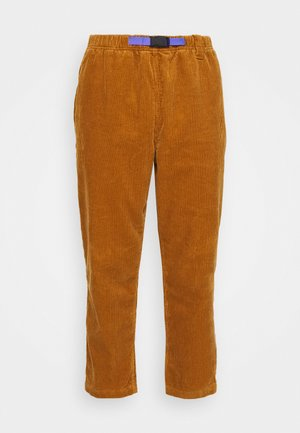 TRAIL PANT - Trousers - dark soba