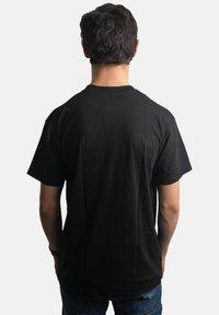 Platea - STATEMENT - Print T-shirt - schwarz - 1