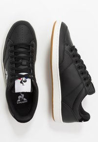 le coq sportif - COURT CLAY BOLD - Zapatillas - black - 1