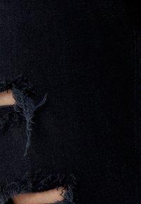 Bershka - Skinny džíny - black - 5