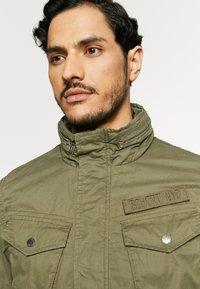 Schott - NIELSEN - Summer jacket - khaki - 4