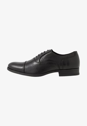 JFWDONALD - Smart lace-ups - anthracite