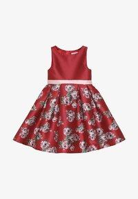 Chi Chi Girls - CHARLIE DRESS - Vestido de cóctel - red - 2
