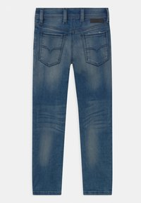 Diesel - SLEENKER UNISEX - Slim fit jeans - blue denim - 1