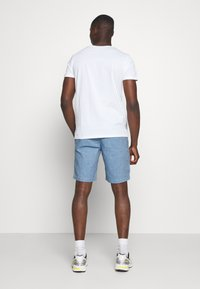 G-Star - VETAR CHINO SHORT - Shorts - dark indigo duos rinsed - 2