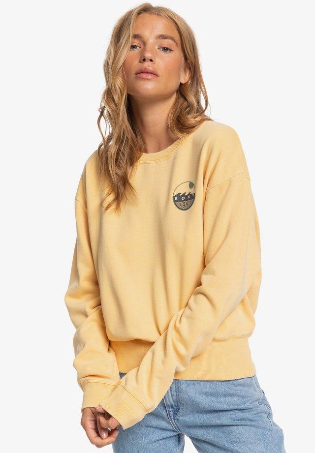 Sweater - sahara sun
