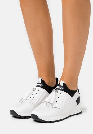 MISTI LACE UP  - Trainers - white