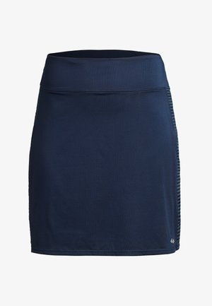 MIKO - A-line skirt - navy
