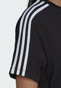 adidas Originals - LOOSE FIT TEE - T-shirt con stampa - black - 5