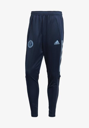 NEW YORK CITY FC TRAINING TRACKSUIT BOTTOMS - Vereinsmannschaften - blue