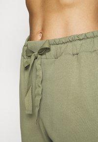 Anna Field - SET  - Pyjama set - khaki - 5