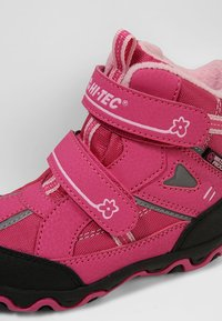 Hi-Tec - BLIZZARD - Winter boots - pink - 2