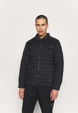 KAUSTINEN - Outdoor jacket - black