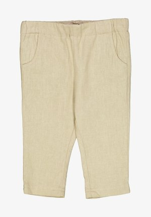 Trousers - linen