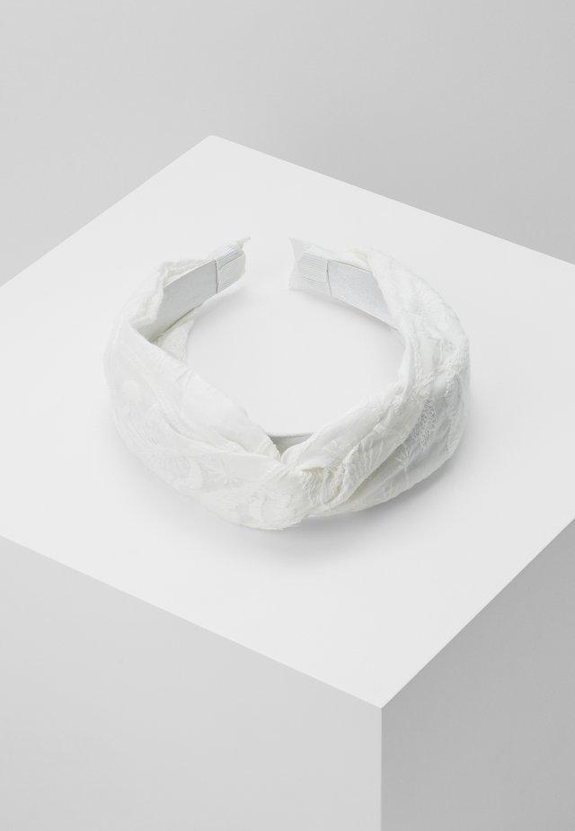 BRODERIE - Haaraccessoire - white