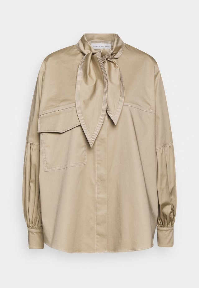 LONNA CTHICK - Blouse - beige
