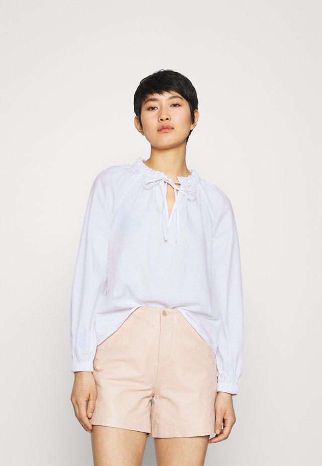 CHANDLER - Långärmad tröja - white