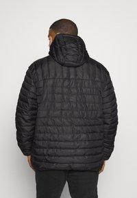 Only & Sons - ONSPAUL HOOD JACKET - Light jacket - black - 2