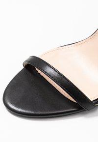 RAID - TERESA - High heeled sandals - black - 2