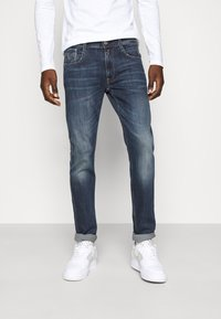 Replay - ANBASS - Slim fit jeans - medium blue - 0