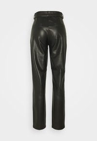 Dorothy Perkins Tall - TALL BELTED TROUSER - Trousers - black - 1