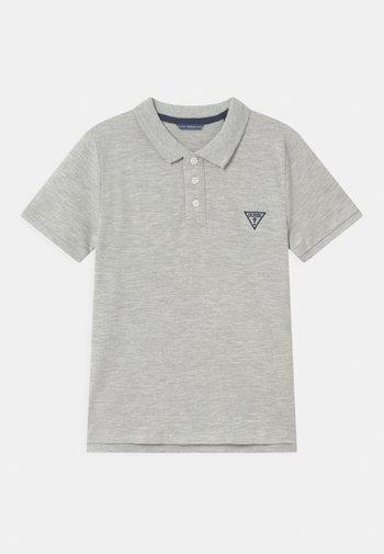 CORE JUNIOR  - Poloshirts - light heather grey