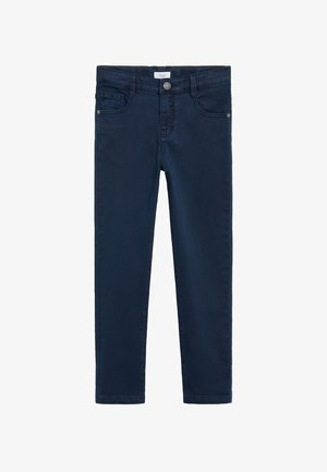 PERU - Straight leg jeans - marineblauw