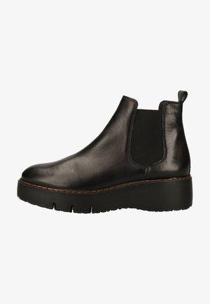 Ankle boots - schwarz 027