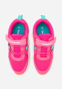 KangaROOS - KB-RACE - Trainers - daisy pink/turquoise - 3