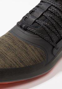 Puma Golf - IGNITE NXT SOLELACE - Golfskor - burnt olive/aged silver/black - 5